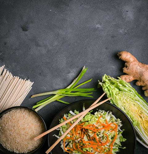 βιβλιο για vegan the china study διαβασμα εξοχη κηπος ερευνες για τη vegan διατροφη vegetarian χορτοφαγια βιβλια στοιχεια υγεια Campbell φρουτα και λαχανικα λαχανο μαρουλι τζιντζερ φρεσκο κρεμμυδι ρυζι κινεζικο ξυλακια chopsticks