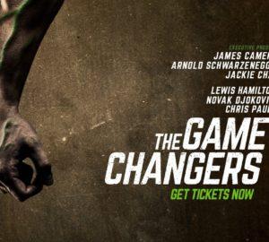 the game changers, vegan δυναμη, φυτικη πρωτεινη, χορτοφαγια, αθλητισμος, υγεια, διατροφη, james cameron